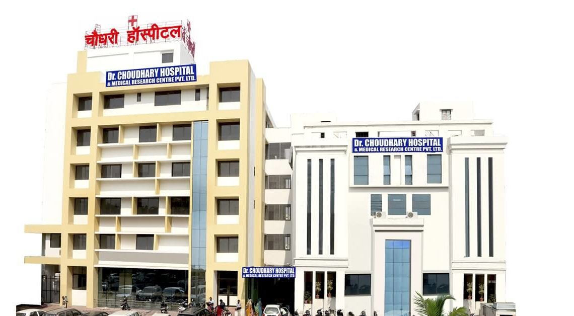 hospital in udaipur
