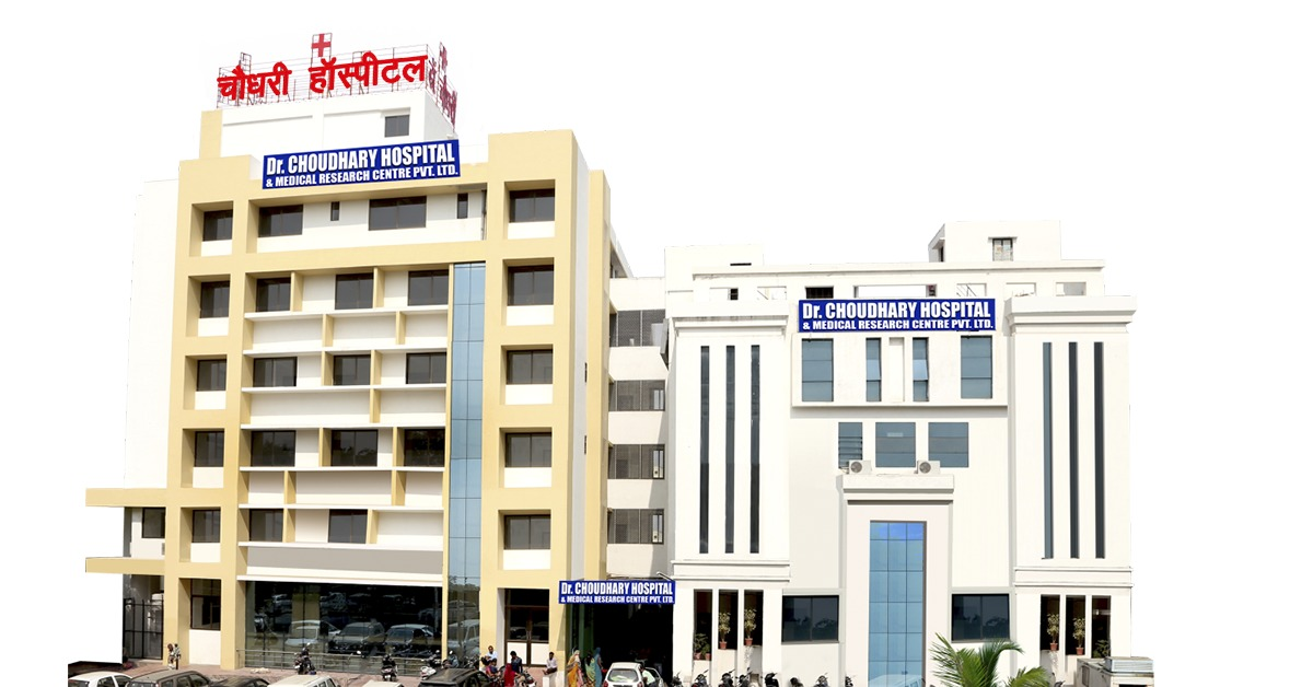 Contribution by Dr. Chaudhary Hospital to the Healthcare Industry in Udaipur Rajasthan
